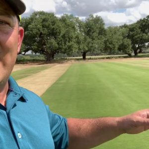 Can Zoysia Be Used For A Putting Surface on Home Lawns